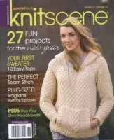 Knitscene Winter 2008/Fruehjahr 2008